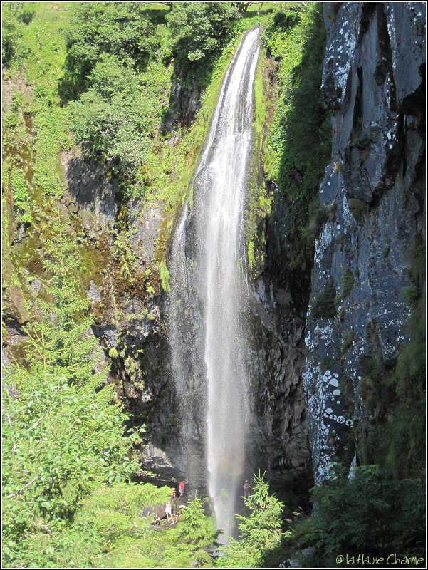grande cascade mont doré